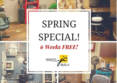 Spring Special Post