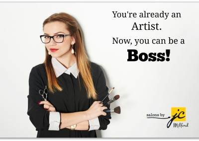 Be the Boss Post