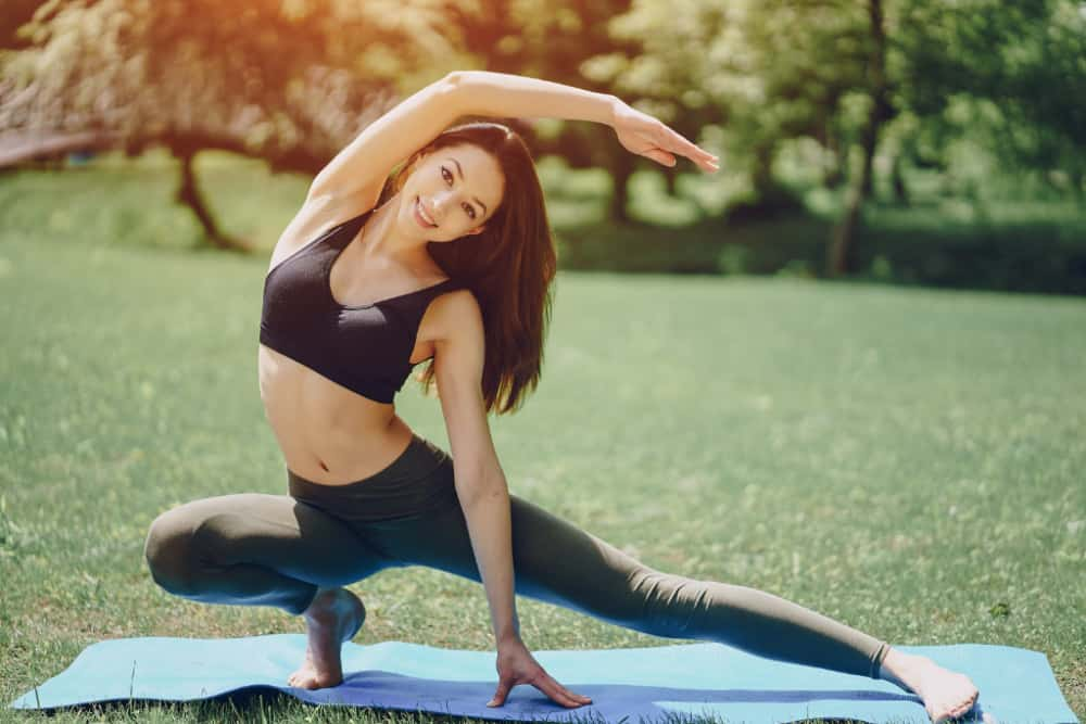 Yoga in Nature is Healing for the Body, Mind, and Soul